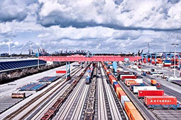 Intermodal Rail Terminals